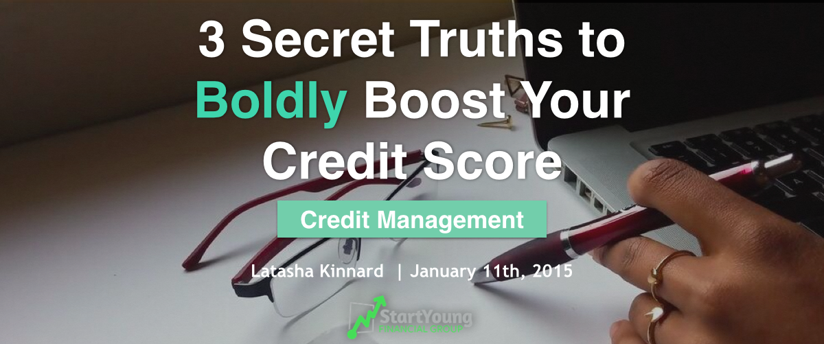 Boost Credit Score Article Banner